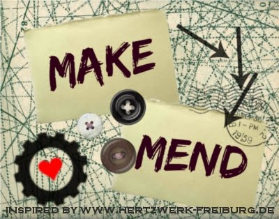 Make And Mend Challenge