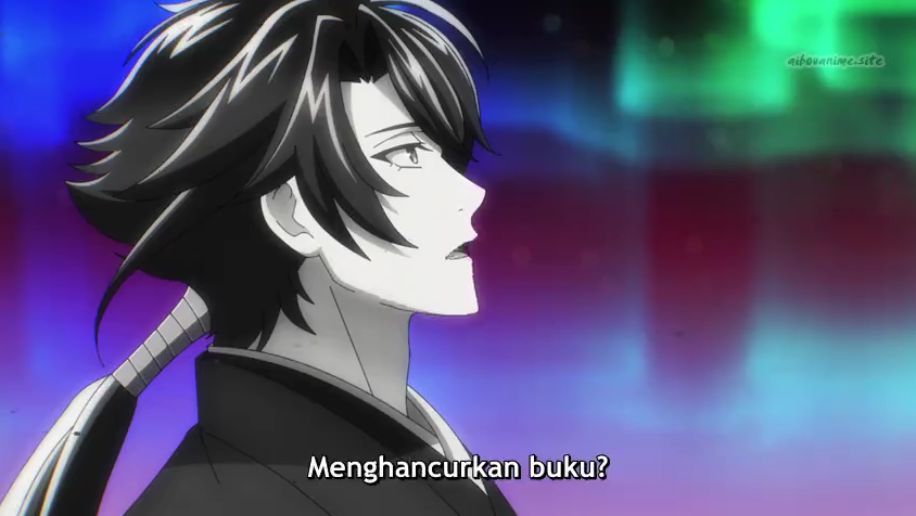 Bungou to Alchemist: Shinpan no Haguruma Episode 12 Subtitle Indonesia
