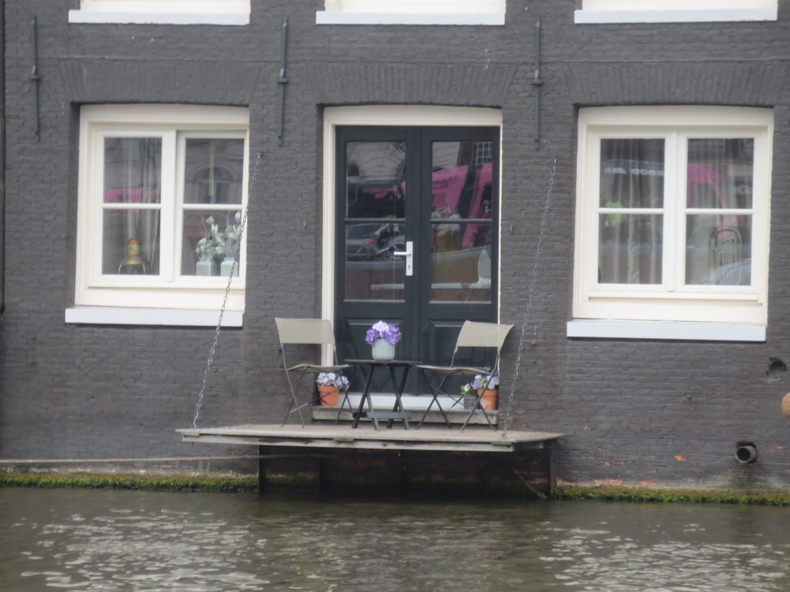 terraza amsterdam