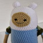 http://www.craftsy.com/pattern/crocheting/toy/finn-from-adventure-time/87014?rceId=1447968109093~4qrq7sdq