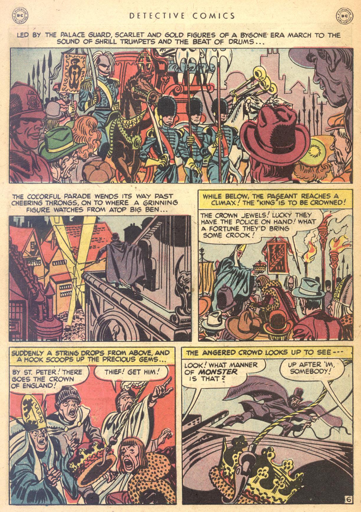 Read online Detective Comics (1937) comic -  Issue #134 - 42