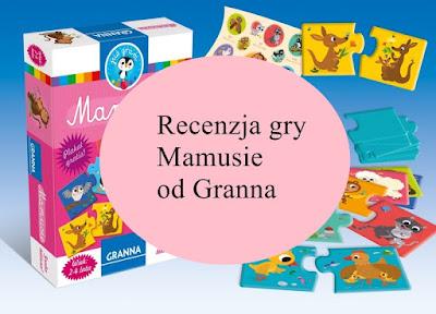"""niedzielne popołudnie z firmą GRANNA, gra """"mamusie"""" - recenzja"""