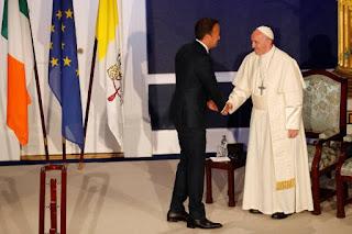 Papa Francisco diz que Igreja fracassou no combate aos abusos sexuais