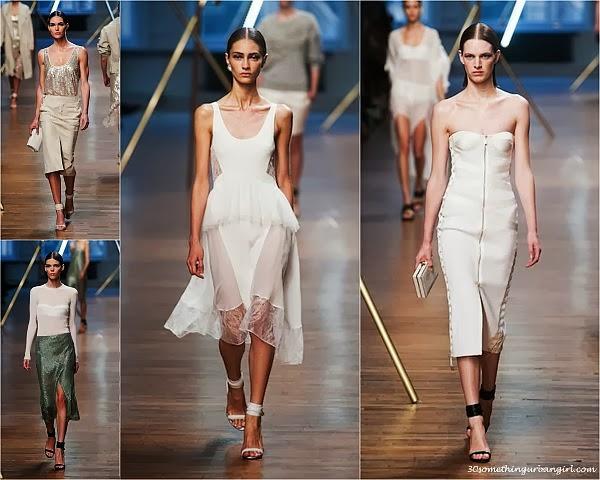 JasonWu S/S2014 runway dresses