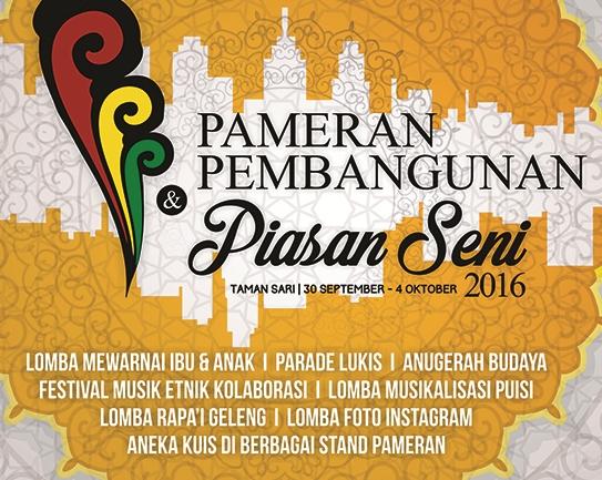 Mau Lihat Banda Aceh Masa Depan? Datanglah ke Pameran dan Piasan Seni