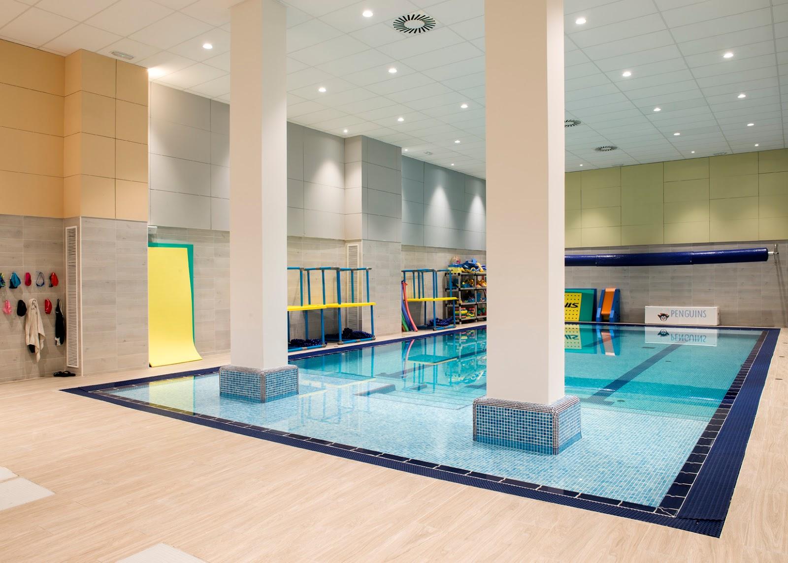 Pia Capdevila Interiorismo Eventos Penguins Barcelona Swimming School
