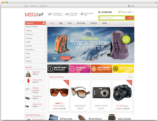 Wordpress is 1 of the most pop together with demanding CMS  Best Wordpress Ecommerce Themes Free