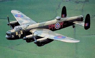 Bombardero Lancaster