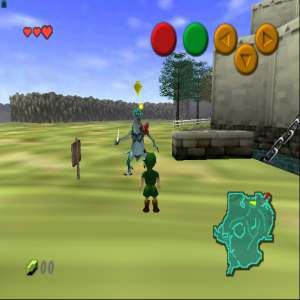 download legend of zelda the ocarina of the time pc game full version free