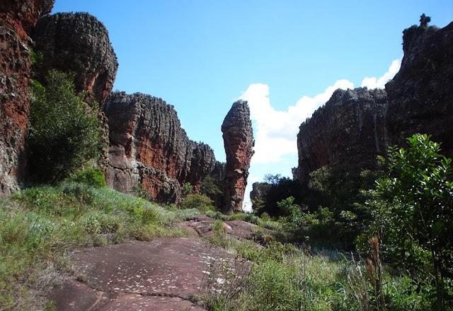 Parque Estadual de Vila Velha - Paraná