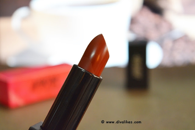 Nykaa So Matte Fall Winter Lipstick Hot Shot Espresso