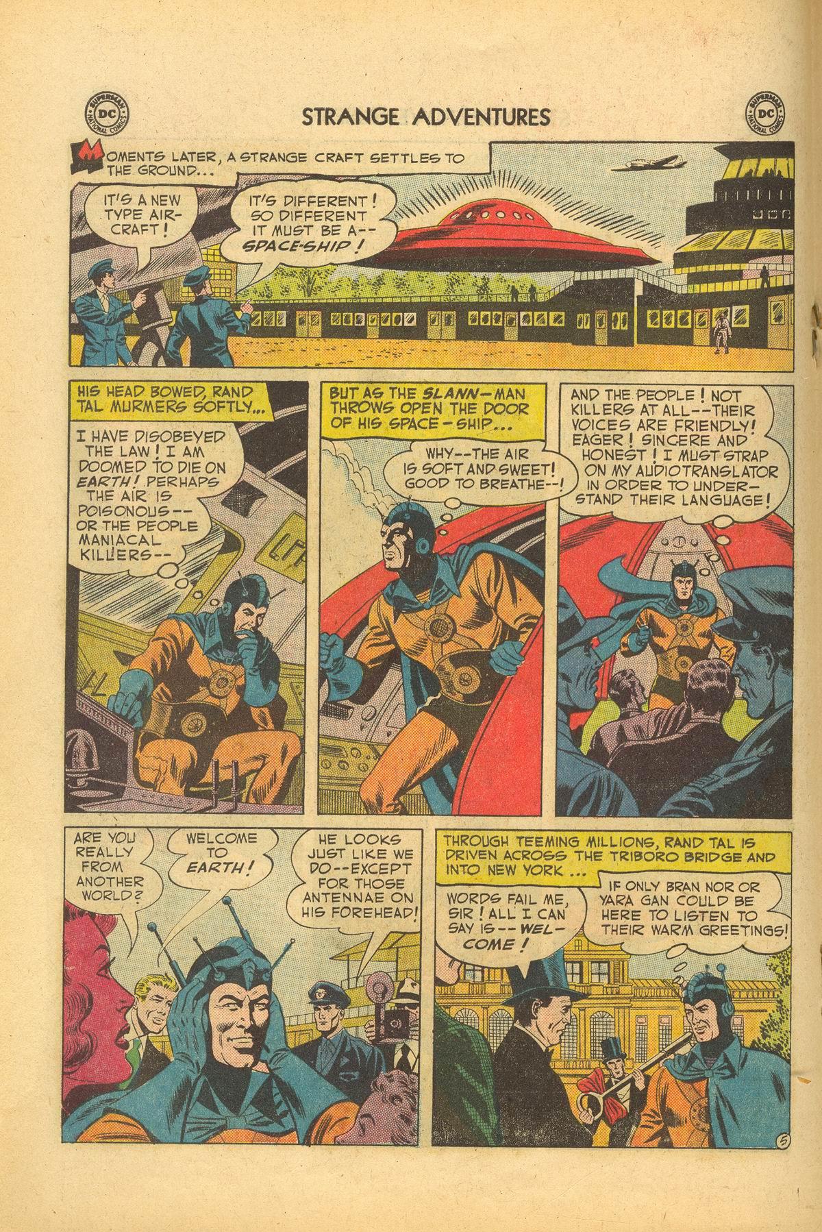 Strange Adventures (1950) issue 148 - Page 18