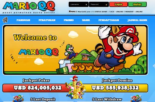 Mario QQ