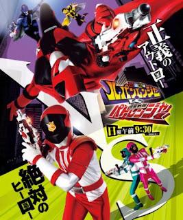 Kaitou Sentai Lupinranger VS Keisatsu Sentai Patranger MP4 Subtitle Indonesia