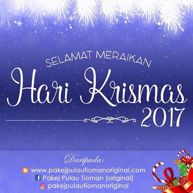 Perutusan Sempena Hari Natal 2017