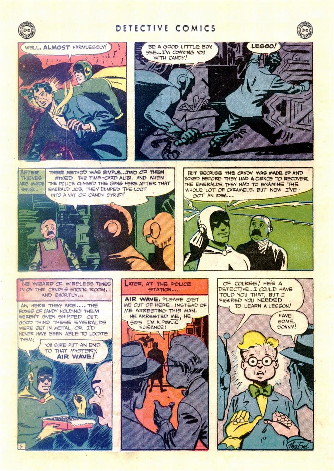 Read online Detective Comics (1937) comic -  Issue #103 - 36