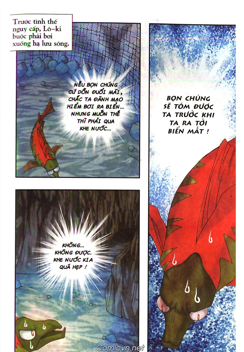 Thần thoại Bắc Âu - Chapter 47: Gieo gió gặt bão - Pic 34