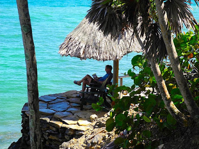 zen rock, chillout stations, #payabayresort, #payabay, paya bay resort, nature, roatan,