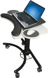 MooreCo Lapmatic Workstation