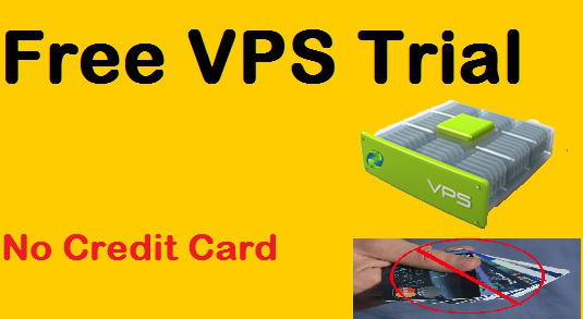 Free VPS Trial No Credit Card