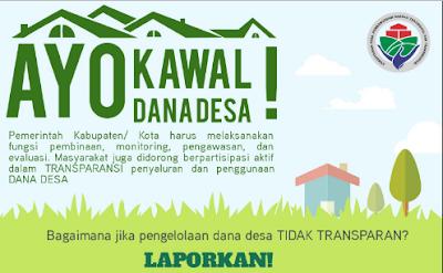 Polemik Dana Desa Di Lampung Barat, Sekretaris Gapensa; Usut Tuntas