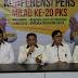 PKS Luncurkan Tagline Ayo Lebih Baik di Milad 20