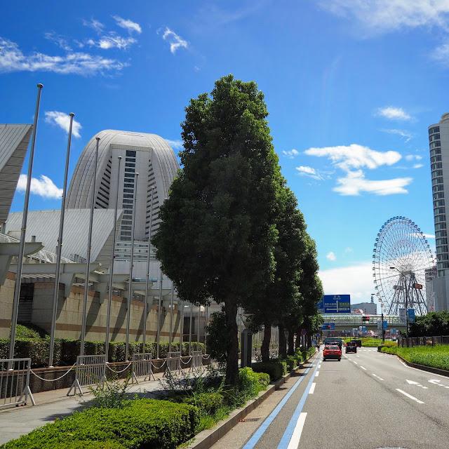 パシフィコ横浜 インターコンチネンタルホテル
