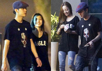 Goo Hara of KARA and Junhyung of B2ST dating