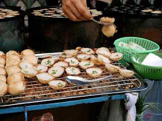 Makanan khas Kanom Krok