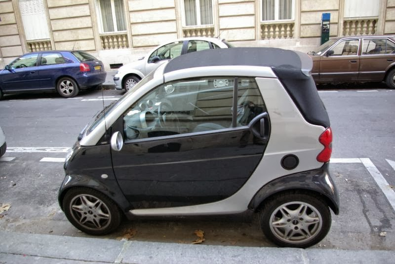 French Touch Why Do French People Drive Small Cars