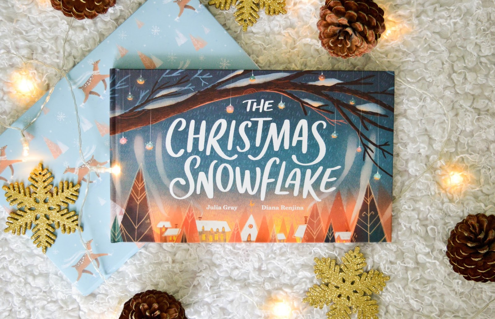 The Christmas Snowflake by Wonderbly | Review & Giveaway ♥
