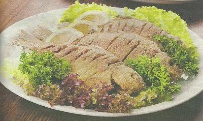 Необходимые продукты и способ приготовления карасей во фритюре