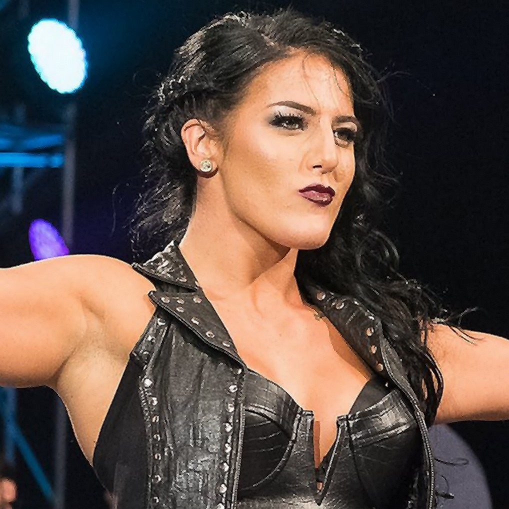 Tessa Blanchard Calls Fan a Piece Of Sh*t on Twitter
