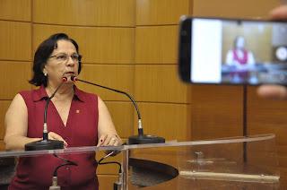 """""""ANA LULA"""": Deputada Ana Lúcia muda de nome para homenagear o ex-presidente Lula"""