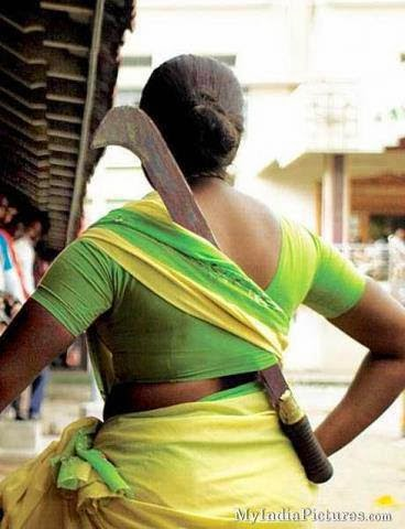 funny indian girl pic