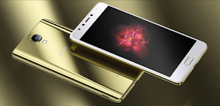 Infinix Note 4 Gold