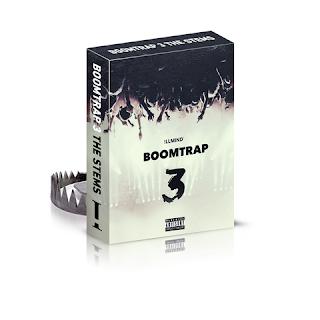llmind - #BoomTrap Vol  3 The Stems (Digital Download)