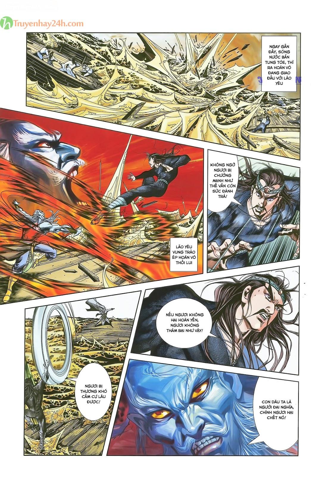 Tần Vương Doanh Chính chapter 28 trang 4