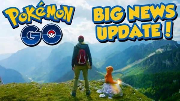 Tutorial Trik Cara Perbarui Pokemon GO Minta Update APK Terbaru di Android Download Gratis