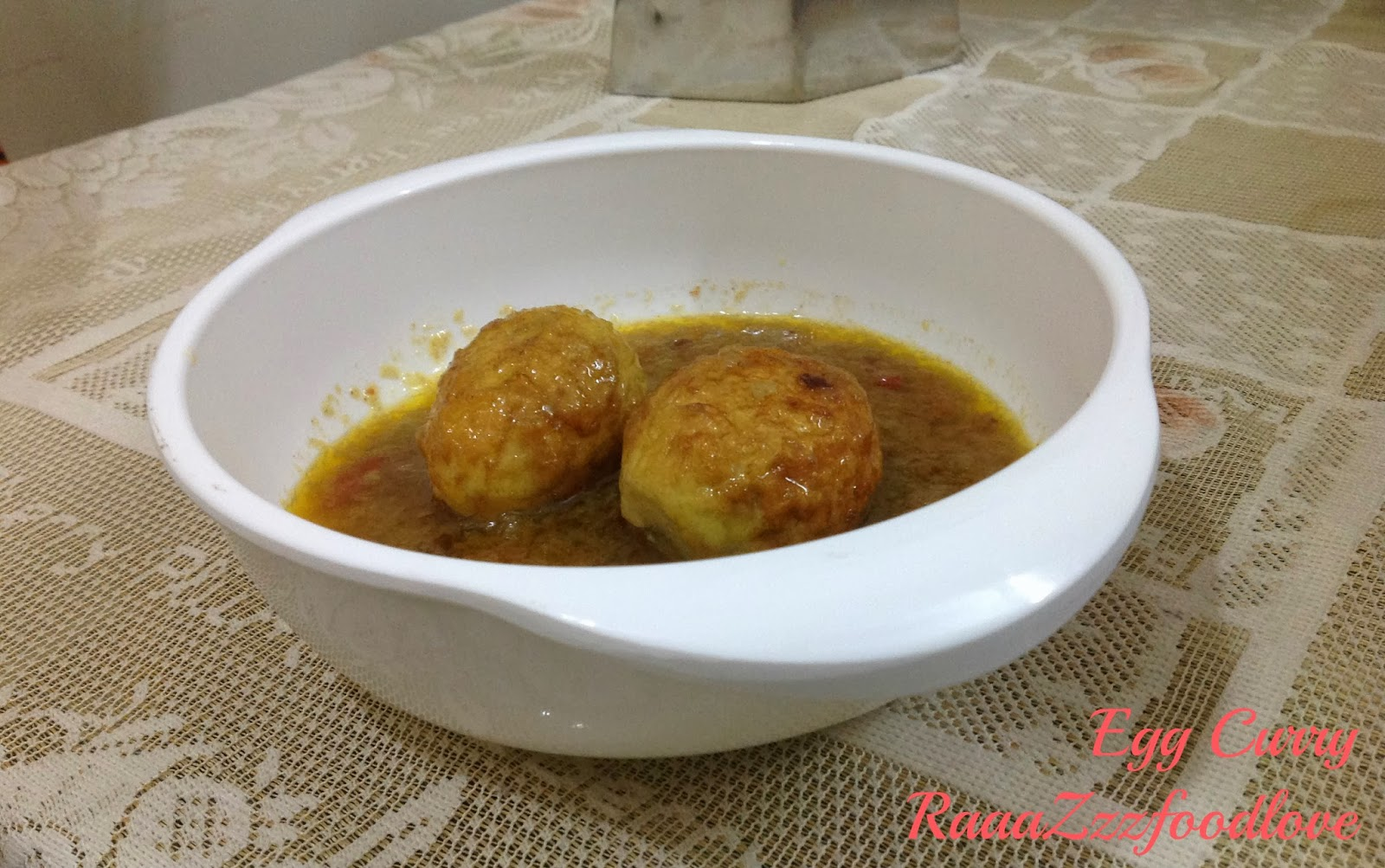 how to make egg curry recipe in hindi
