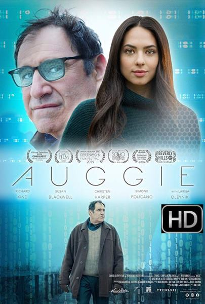 [Movie] Auggie (2019) 720p WEB-DL 525MB nItRo