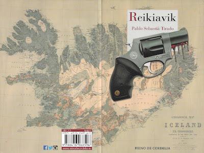 Reikiavik, Islandia, Novela negra, Pablo Sebastiá
