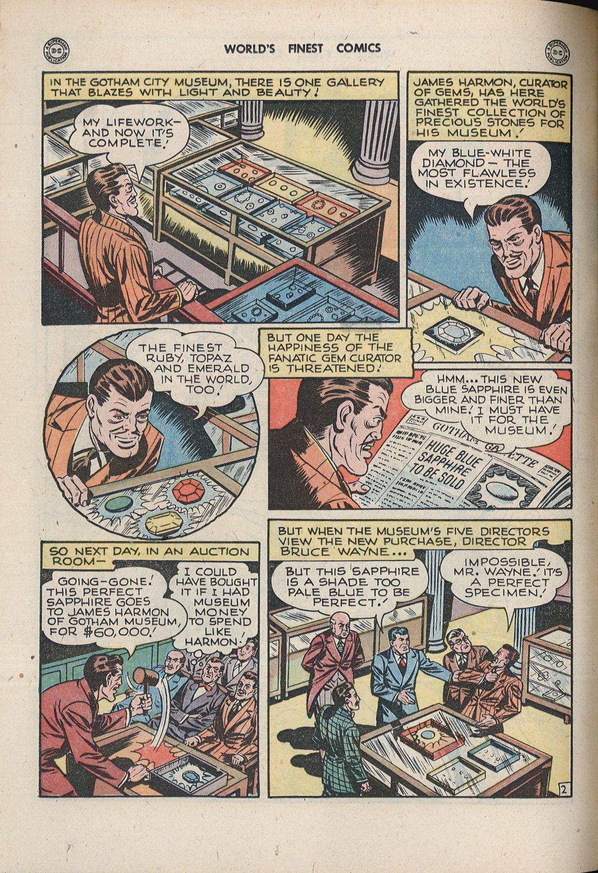 Read online World's Finest Comics comic -  Issue #33 - 62