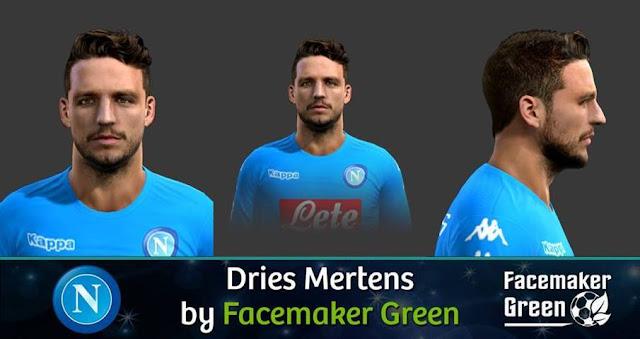 Dries Mertens PES 2013