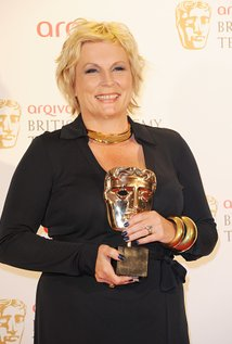 Jennifer Saunders. Director of Absolutely Fabulous: The Movie