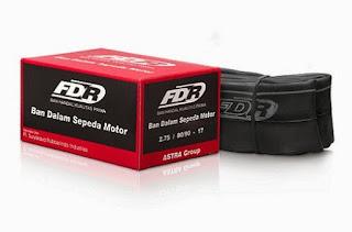 Daftar Harga Ban DaLam Motor Merk FDR