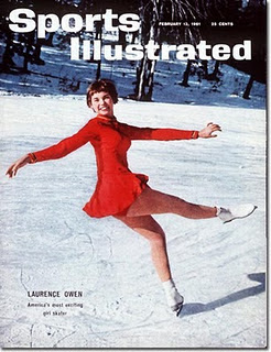 Laurence Owen Made The Cover Of Sports Illustrated Days Before Her Death