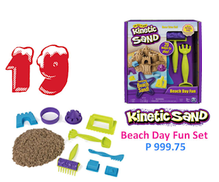 kinetic sand toy set