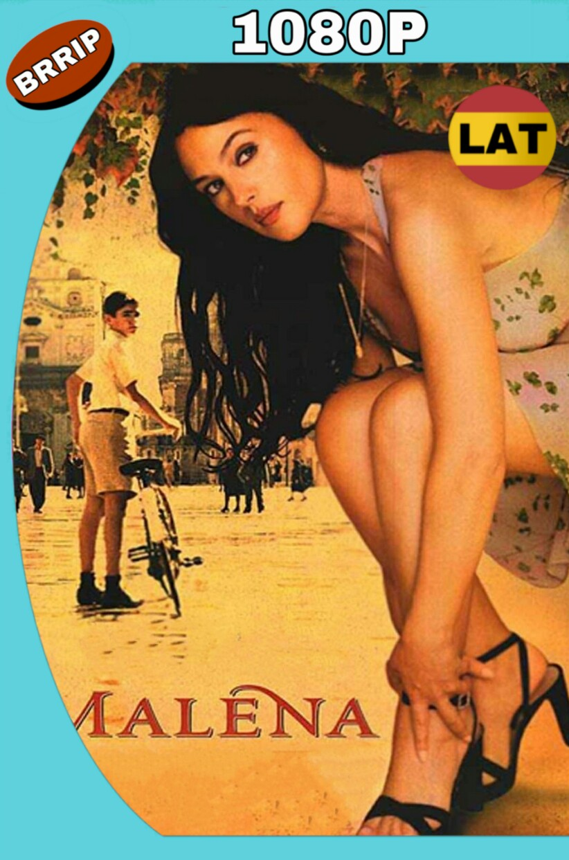 MALÈNA (2000) HD 1080P LATINO MKV