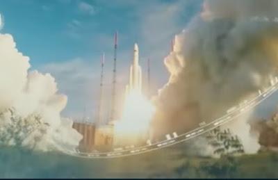 Ariane V rocket